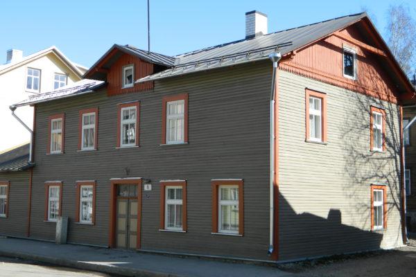 Õle 6, Tallinn